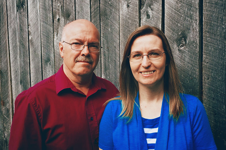 Mark and Kelly Carter of Living Free Fellowship