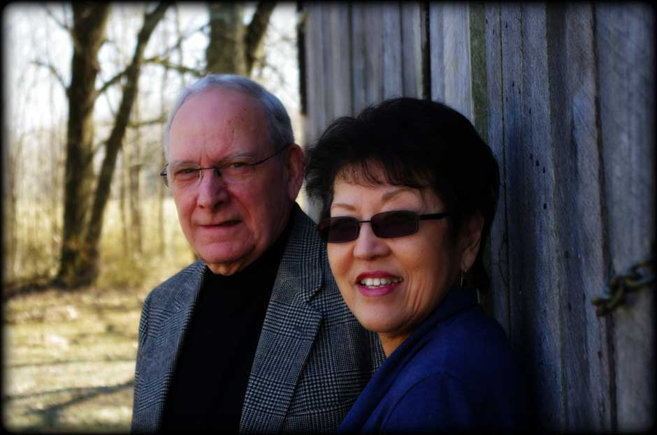 Darrell and Carol Ovenshire of Living Free Fellowship